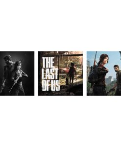 Kit Quadros Last of Us