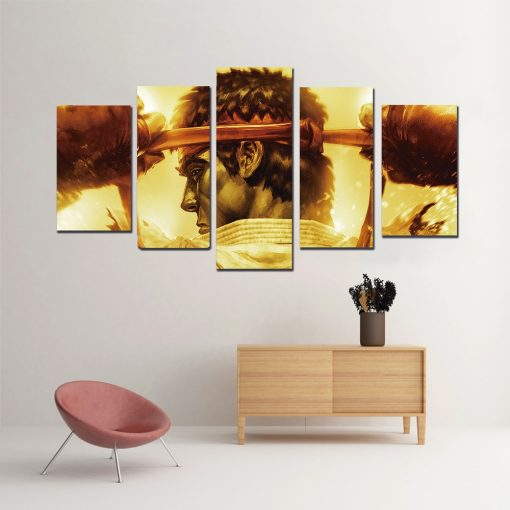 Quadro Canvas Ryu Street Fighter