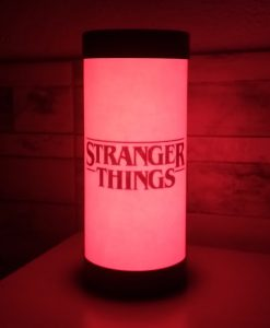Luminária Stranger Things